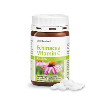 Echinacea + vitamin C