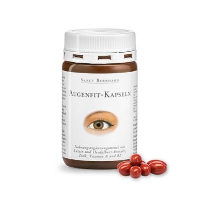 Kapsule fit oči