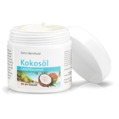 Kokosova krema za lice
