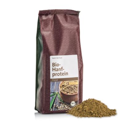 Konopljini proteini
