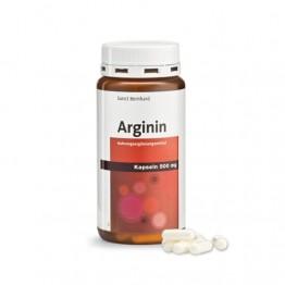 L-Arginin 500 mg, 150 kapsula