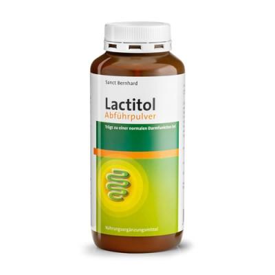 Lacticol prah