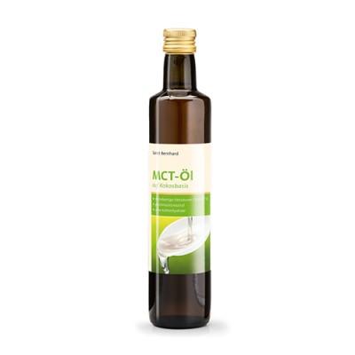 MCT ulje C8 – C10, 500 ml