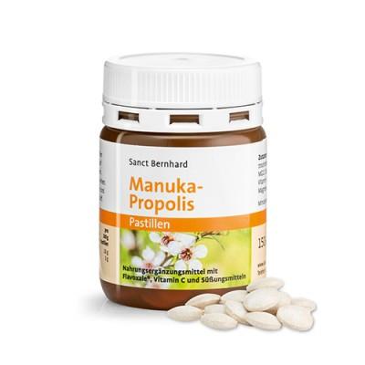 Manuka propolis pastile