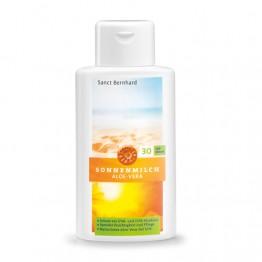 Mlijeko za sunčanje s Aloe Verom - SPF 30, 250 ml
