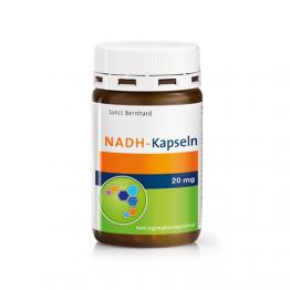Nikotinamid NADH - vitamin B3, 30 kapsula
