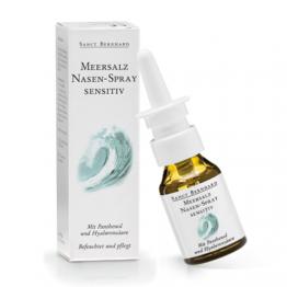 Sprej za nos s morskom soli i hijaluronskom kiselinom, 20 ml