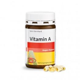 Vitamin A - vid, oči, 180 kapsula