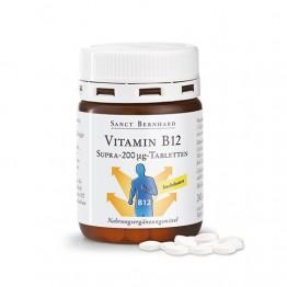 Vitamin B12 Supra, 200 μg, 240 tableta