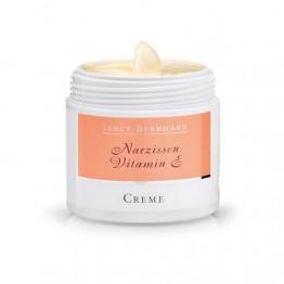 Krema za zrelu kožu – Vitamin E + ekstrakt narcisa, 100 ml