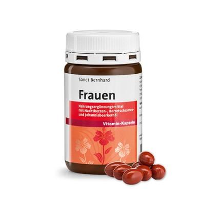 Vitamini za žene