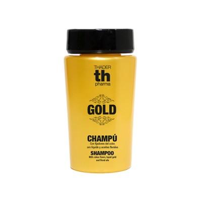 Šampon GOLD s tekućim zlatom, 250 ml