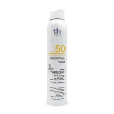 Transparentni sprej za sunčanje SPF 50+