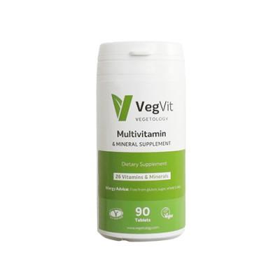 Vitamini i minerali u tabletama