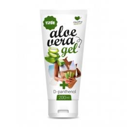 Aloe Vera gel (s D-pantenolom), 200 ml