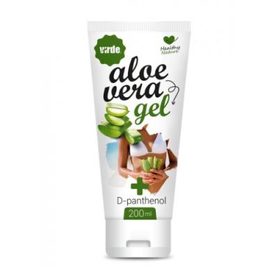 Aloe Vera gel s D-pantenolom