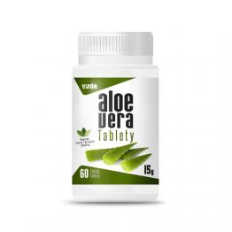 Aloe Vera, 60 tableta