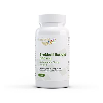 Brokula sa selenom - antioksidans