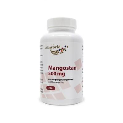 Mangostin 500 mg