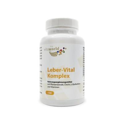 Vital kompleks za detoksikaciju jetre