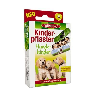 Dječji flasteri - psi