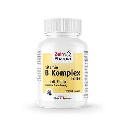 B kompleks + biotin FORTE, 90 kapsula
