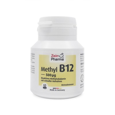 Vitamin B12, 60 žvakaćih tableta