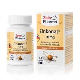 Cink glukonat 10 mg, 90 kapsula
