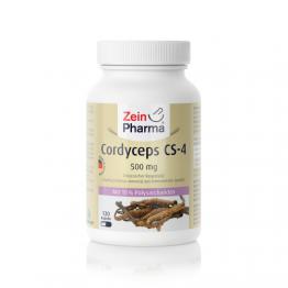 Cordyceps 500 mg, 120 kapsula