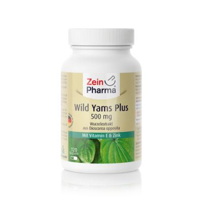 Divlji Jam s vitaminom E i cinkom