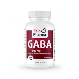 GABA - 500 mg, 90 kapsula