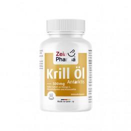 Krilovo ulje Superba™, 500 mg, 60 kapsula