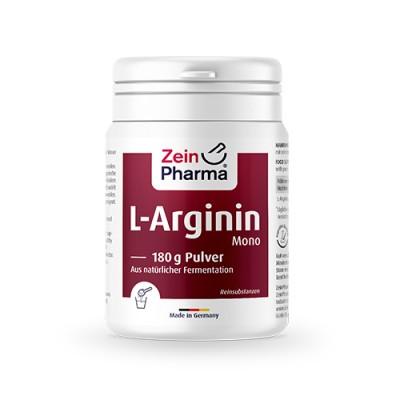 L-Arginin u prahu, 180 g