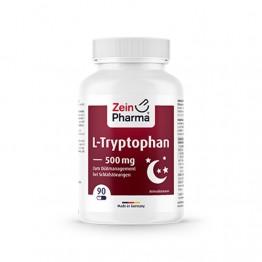 L-Triptofan - 500 mg, 90 kapsula