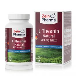L-Teanin FORTE 500 mg, 90 kapsula