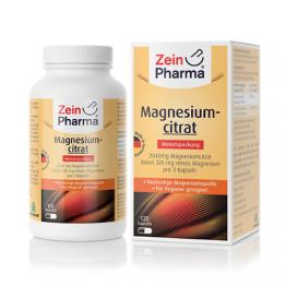 Magnezijev citrat, 120 kapsula