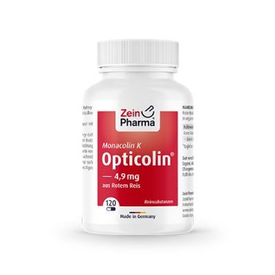 Opticolin Crveni rižin kvasac