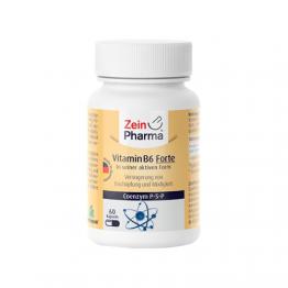 Vitamin B6 Forte, 60 kapsula