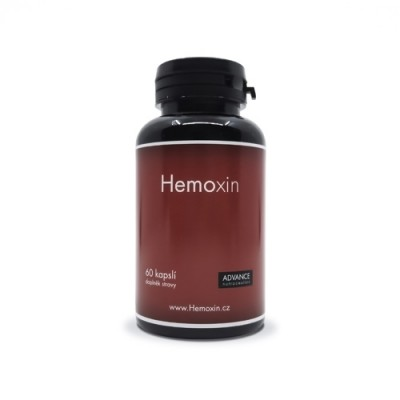 Hemoxin, 60 kapsula