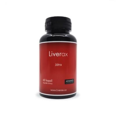 Čiščenje jeter - Liverax
