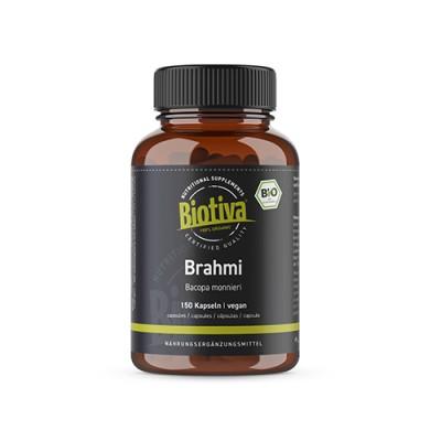 Brahmi BIO, 150 kapsula