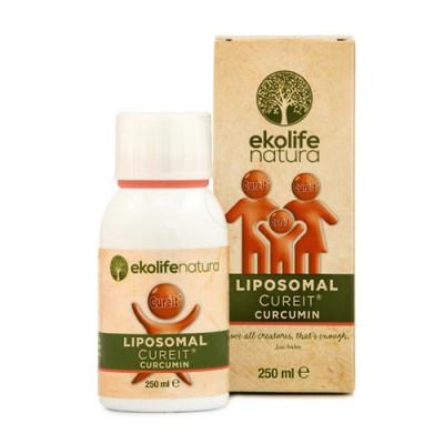 Liposomalni kurkumin, 250 ml